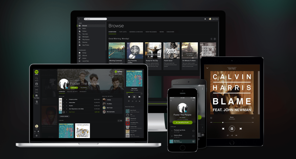 Spotify unveils new data tool Line-In
