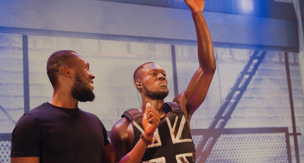 Stormzy wax figure goes on display in Madame Tussauds