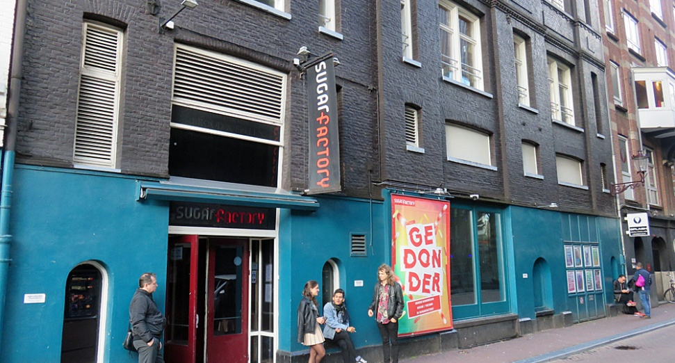 Sugarfactory-amsterdam closure 2019