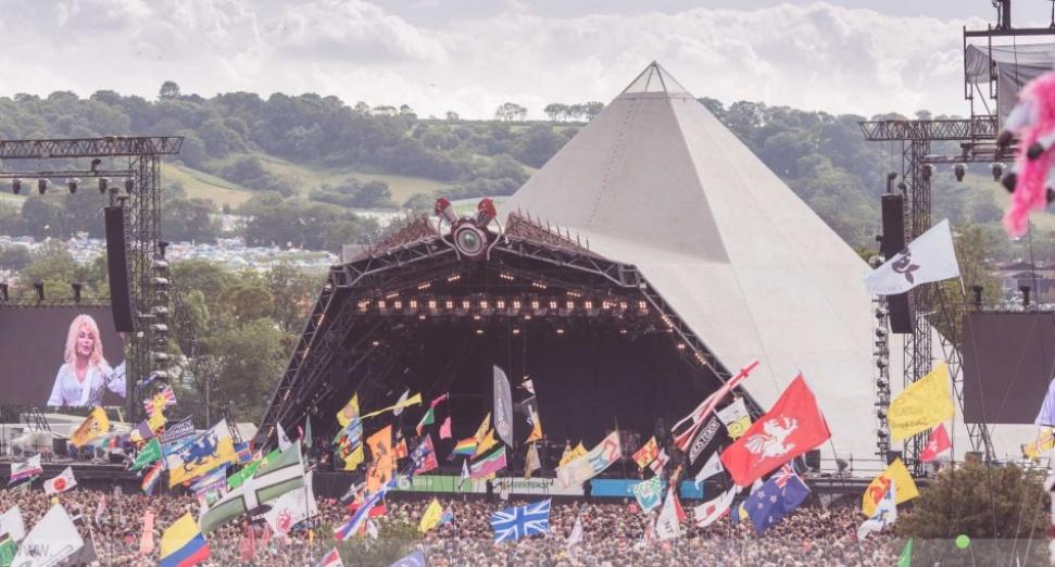Glastonbury 50th anniversary book