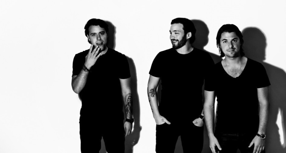 Swedish House Mafia new track