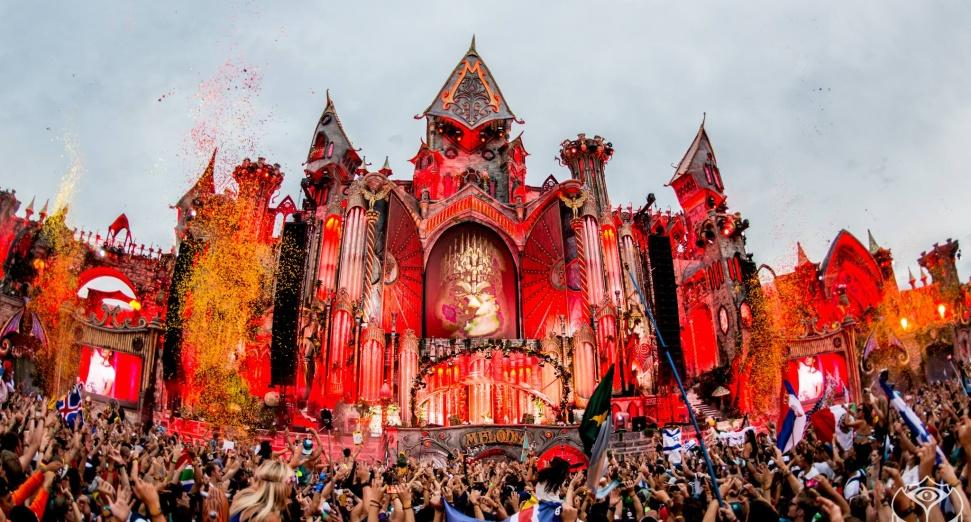 Adam Beyer has unveiled the line-up for his Drumcode stage at this year's Tomorrowland