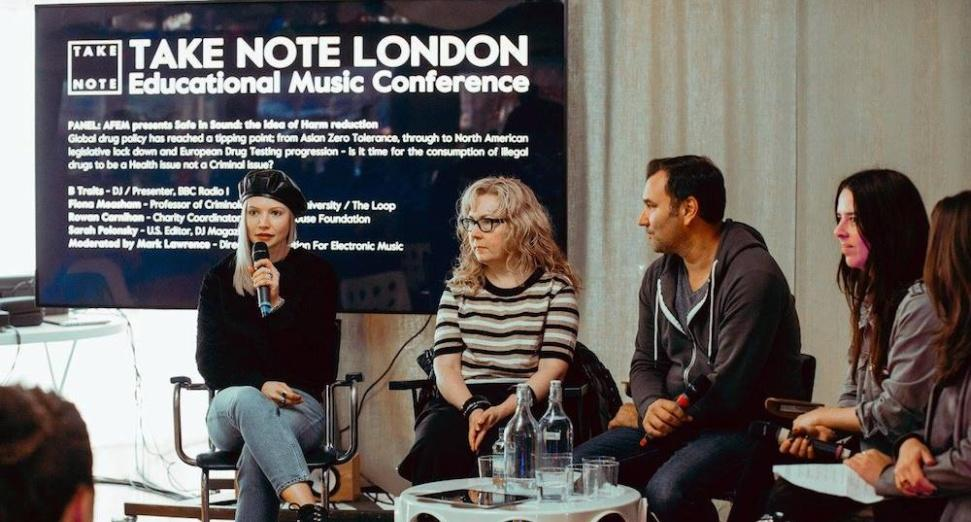 Take Note Academy returns to London with HAAi, B.Traits, more