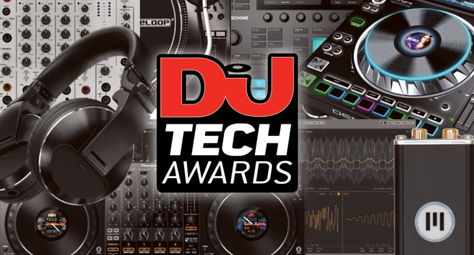 DJ Mag Tech Awards 2018