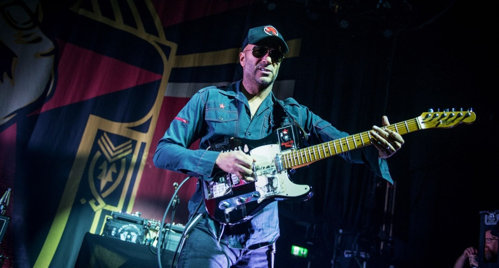 Tom Morello EDM album