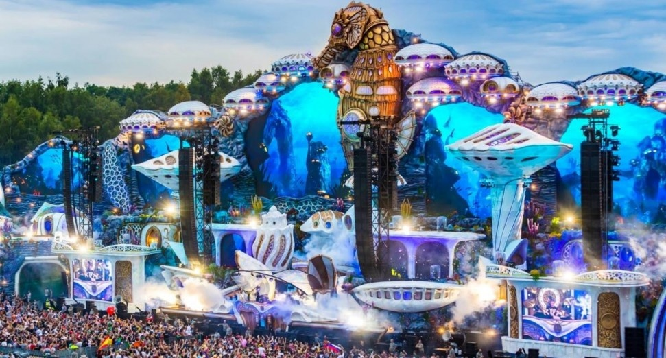 Tomorrowland shares aftermovie for 2021 virtual festival