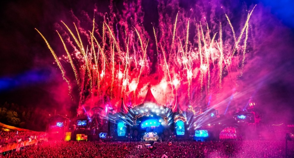 Eric Prydz (and hologram) confirmed for Tomorrowland show