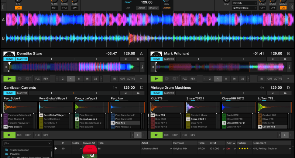 Traktor-Pro-3.1-parallel-waveforms