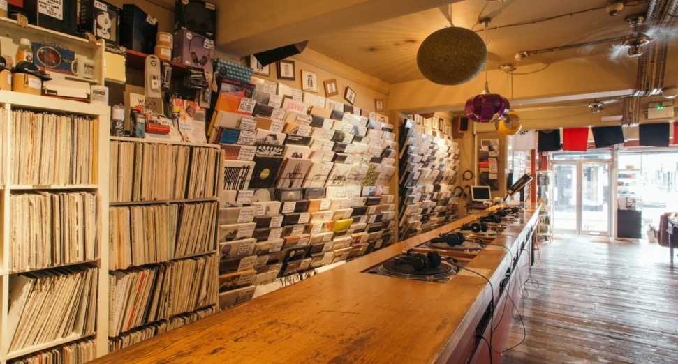 Watch a series celebrating UK independent record stores
