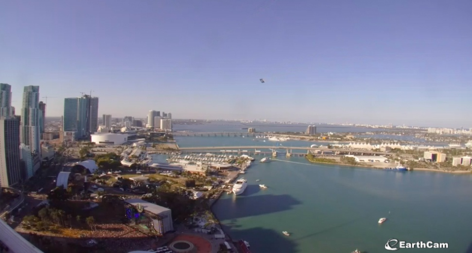 Ultra Music Festival by EarthCam: Watch