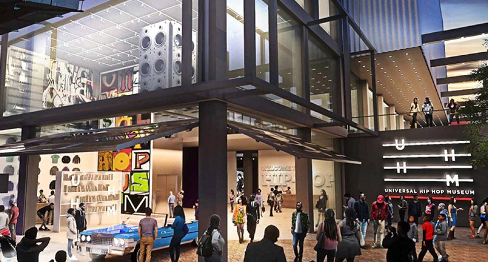 Hip-hop museum to open in Bronx