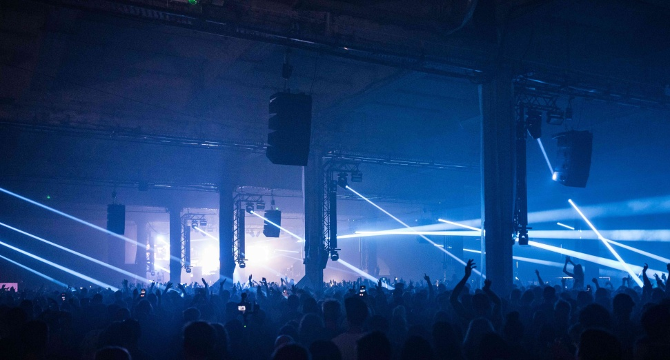 Take a look inside Warehouse Project's new home, Depot, for the first time: Watch