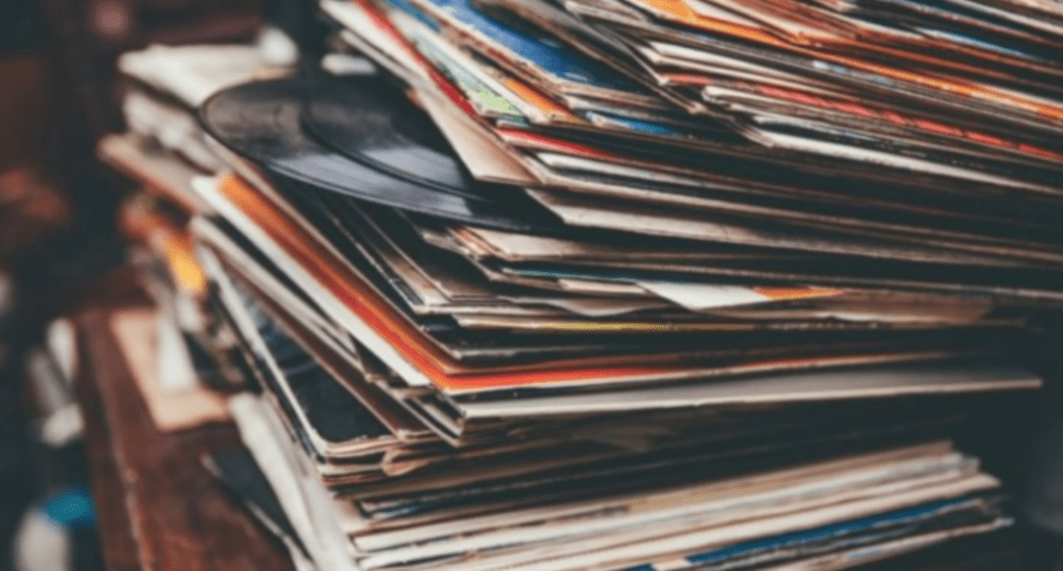 A pop-up record store giving away free vinyl is opening in London