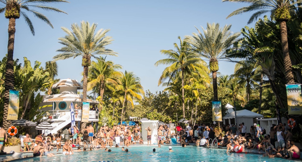 Miami pool parties cancelled 2020 coronavirus dj mag