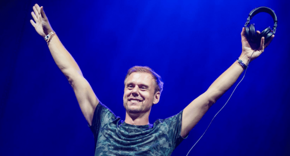 Armin van buuren releases club mix of 'Therapy'