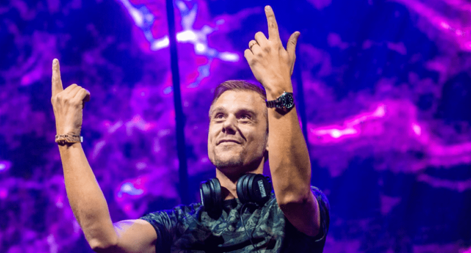 Armin van Buuren reveals new trance anthem