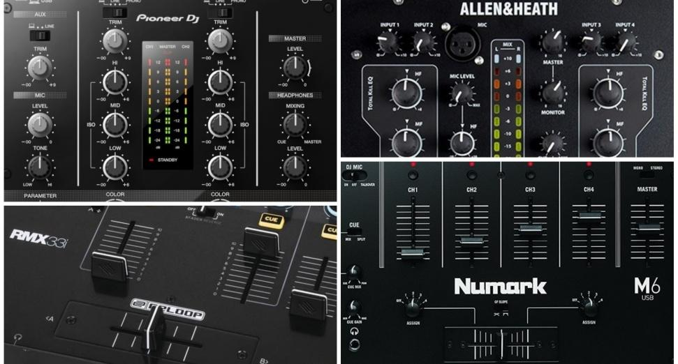 Best DJ Mixers Under £300 | DJMag com