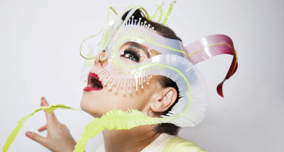 Björk is reissuing all nine albums on multicolour cassettes