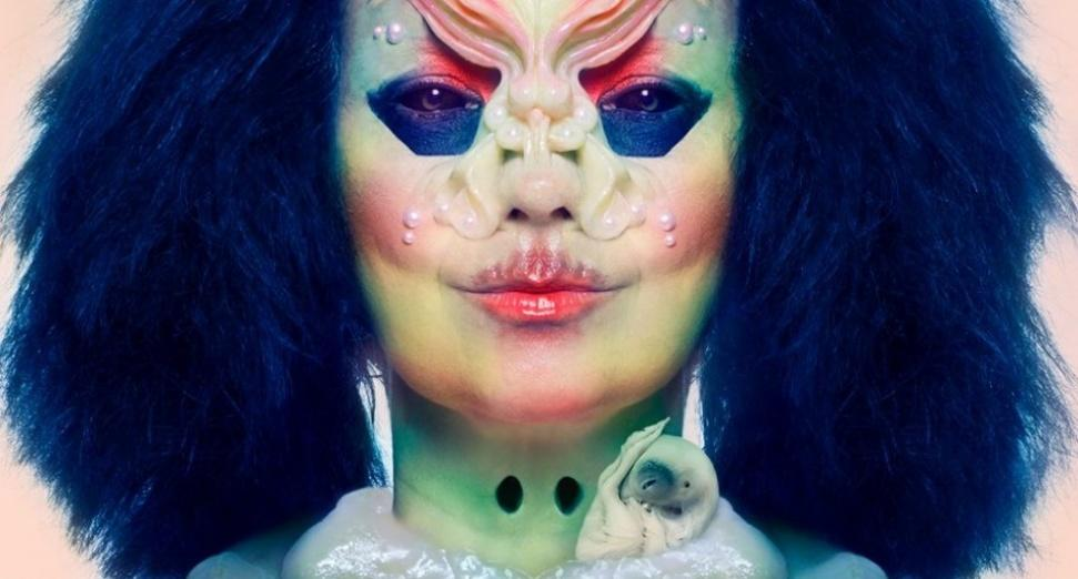 Björk announces new new live show for 2019, Cornucopia
