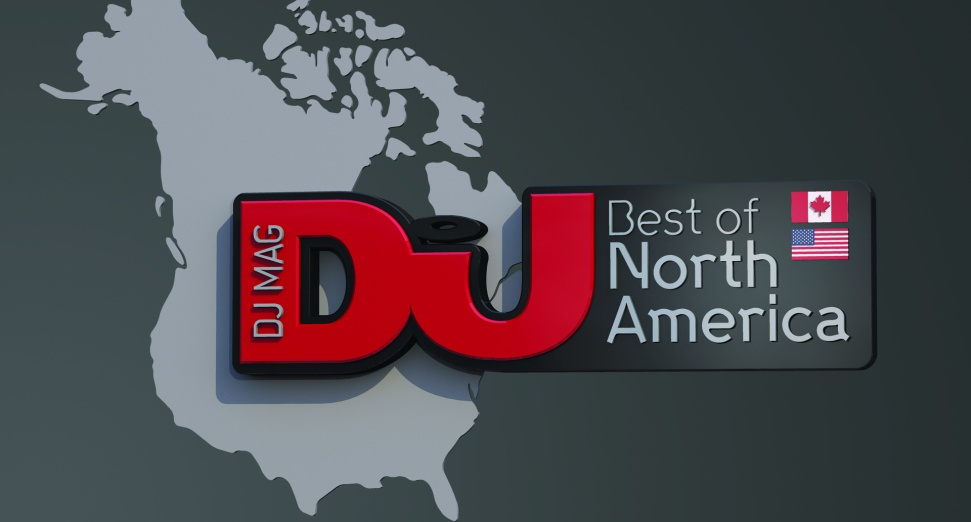 DJ Mag Best of North America 2018