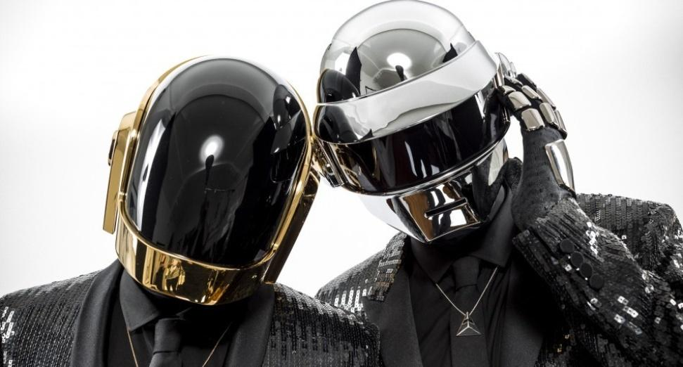 Daft Punk book lifts the lid on French duo