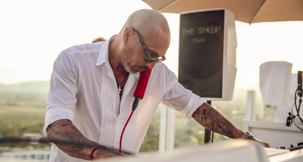 David Morales on Ibiza, embracing change and New York club