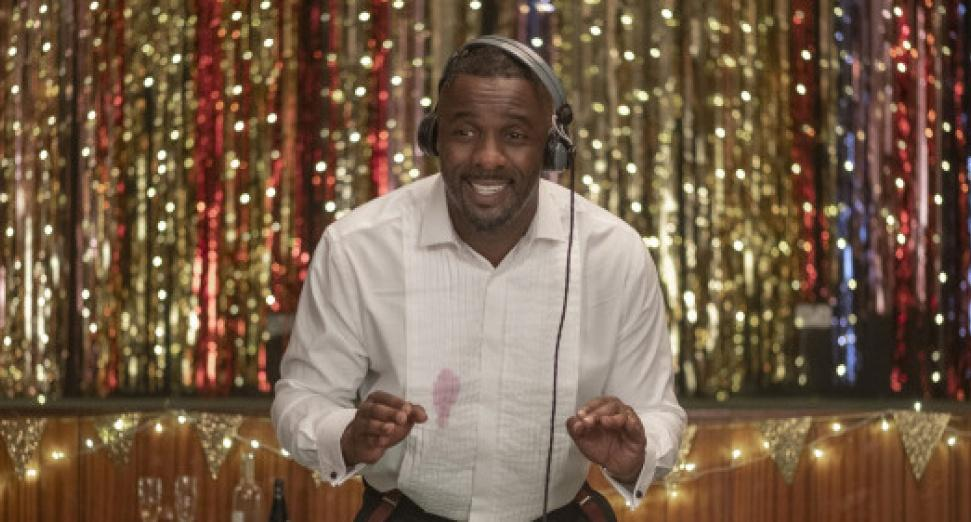 Idris Elba in new Netflix series