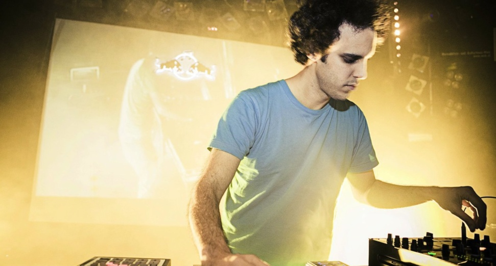 Four Tet Coachella set