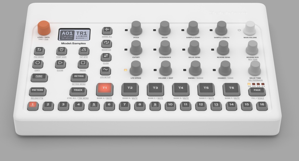 Elektron Model Sample