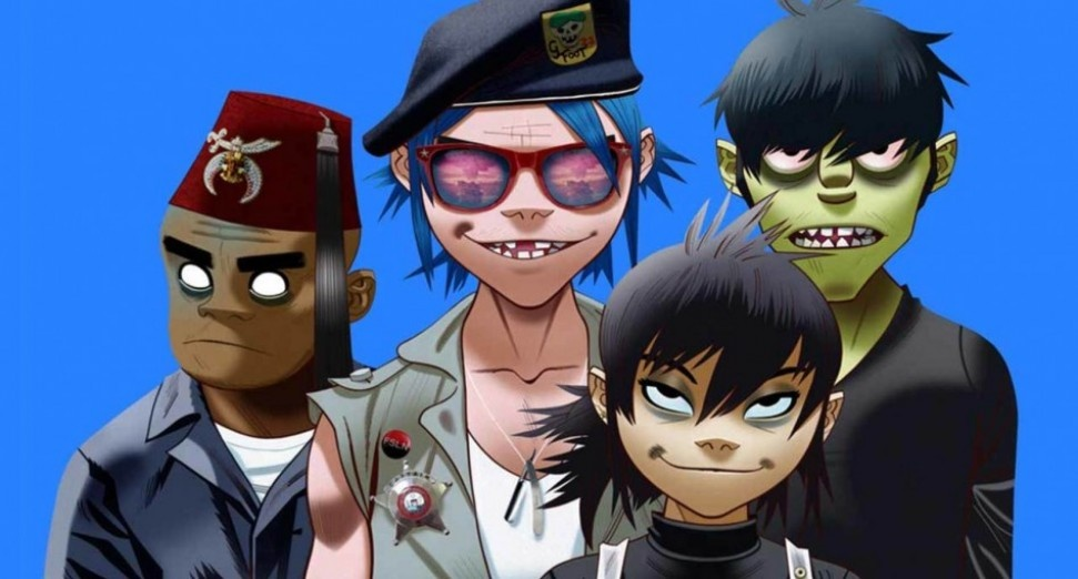 Gorillaz debut three new songs at free concert for NHS workers