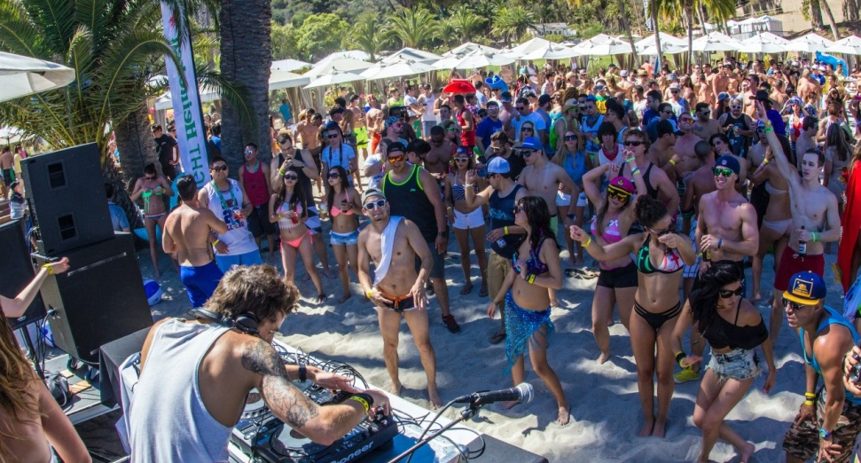 Full line-up confirmed for Groove Island