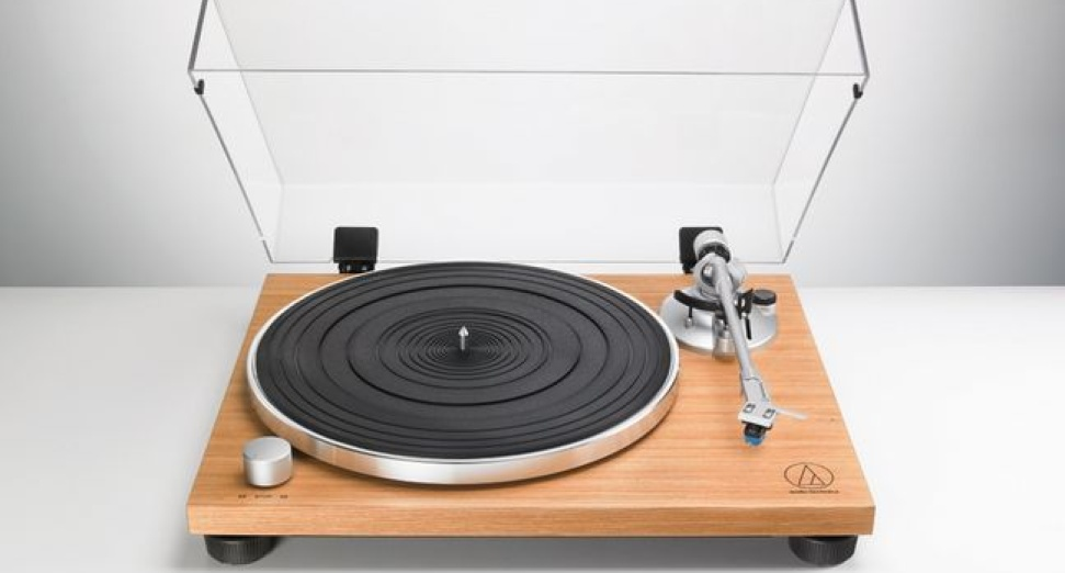 Audio Technica's seven new turntables include additions to the AT-LPW range