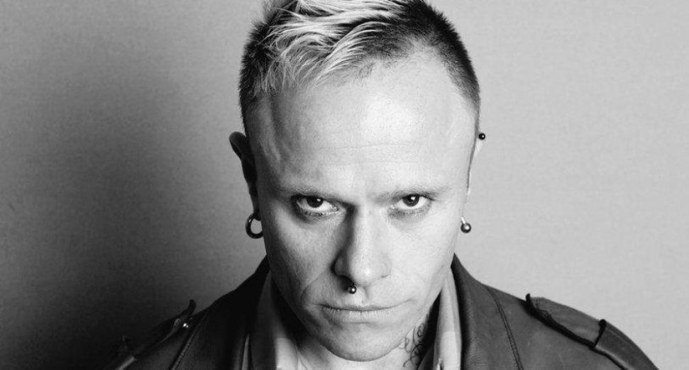 Keith Flint tribute t-shirt goes on sale to raise money for mental health charity