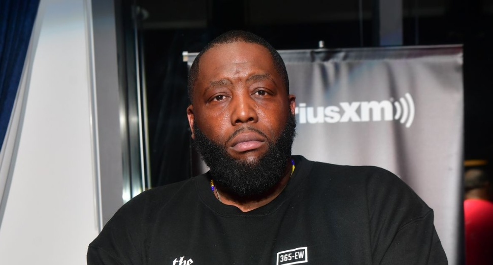 Killer Mike Delivers Emotional Speech To Atlanta Protesters