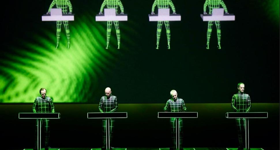Kraftwerk huge 3D tour for 50th anniversary