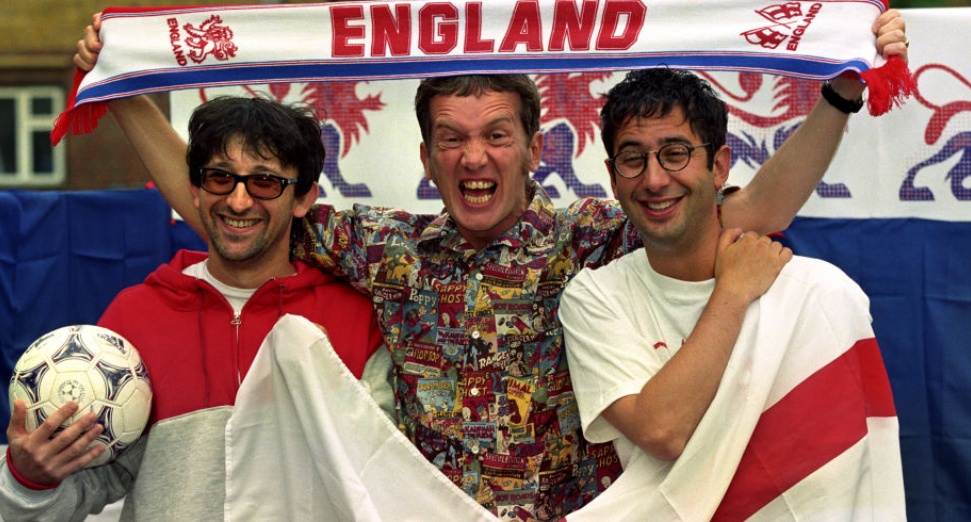 Three Lions It's coming home tops spotify charts DJ Mag