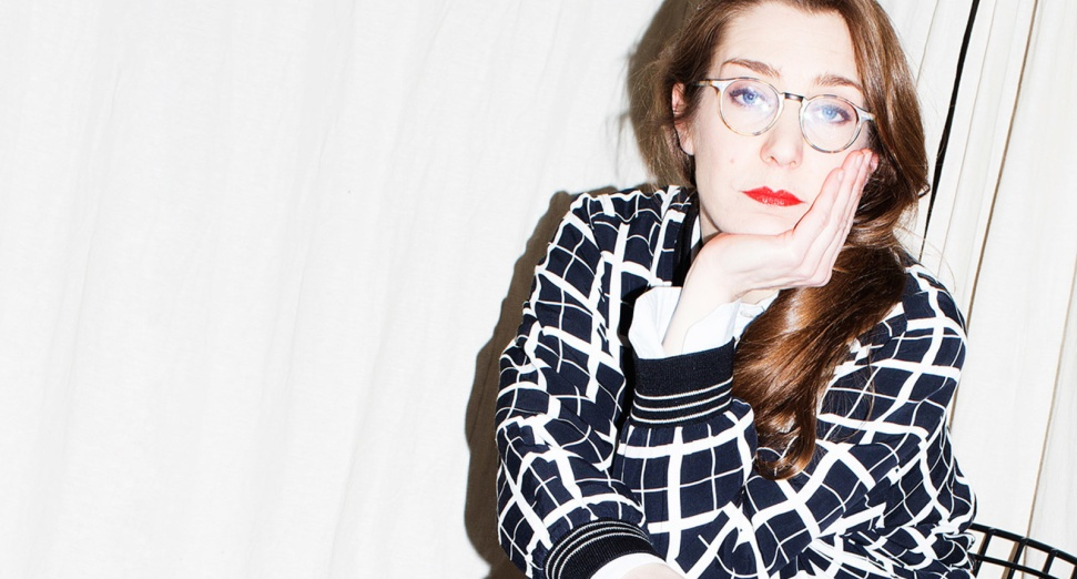 Lena Willikens Berlin Atonal DJ Mag