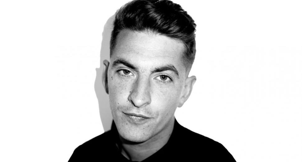 Skream locked for dubstep set at EDC LV