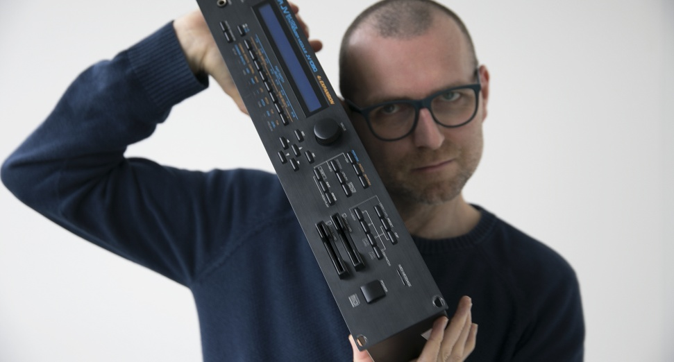 This £200 synth is Marquis Hawkes' go-to for '90s house