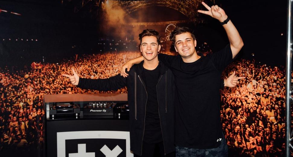 Martin Garrix has a waxwork in Madame Tussauds