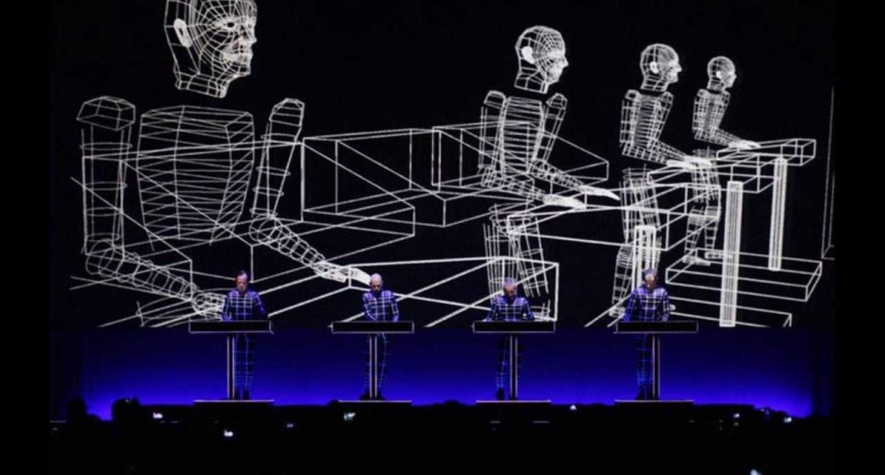 Kraftwerk 3D Lollapalooza Berlin line-up