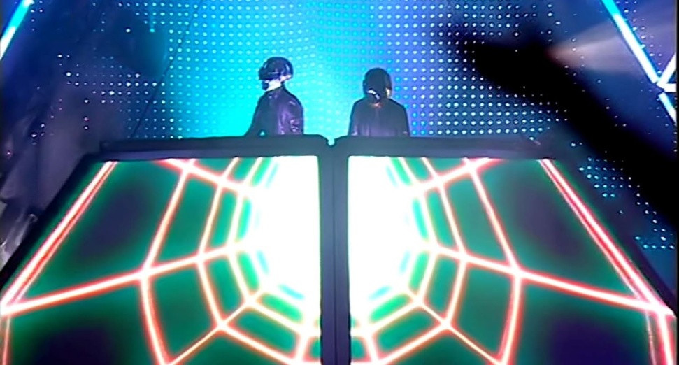 Daft Punk's iconic Alive show has been shared with never ...