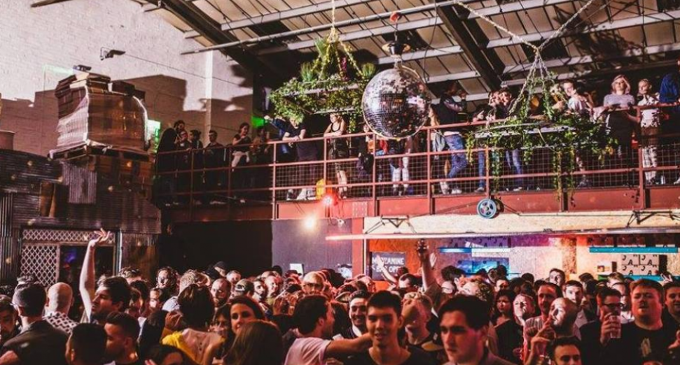 London club Mick's Garage to remain open for foreseeable future.