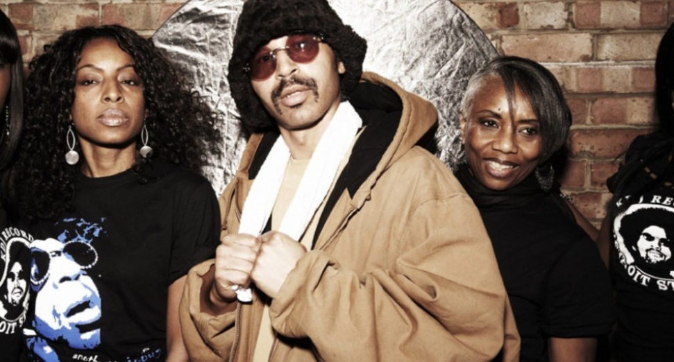 Police have sought to clarify Moodymann arrest