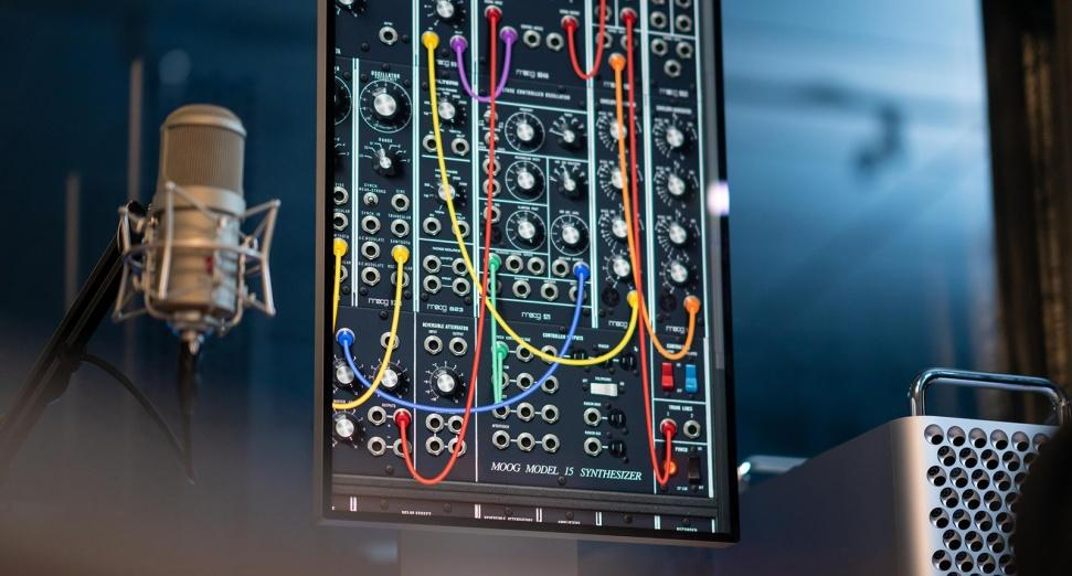 Moog's Model15 iOS app is coming to Mac desktops