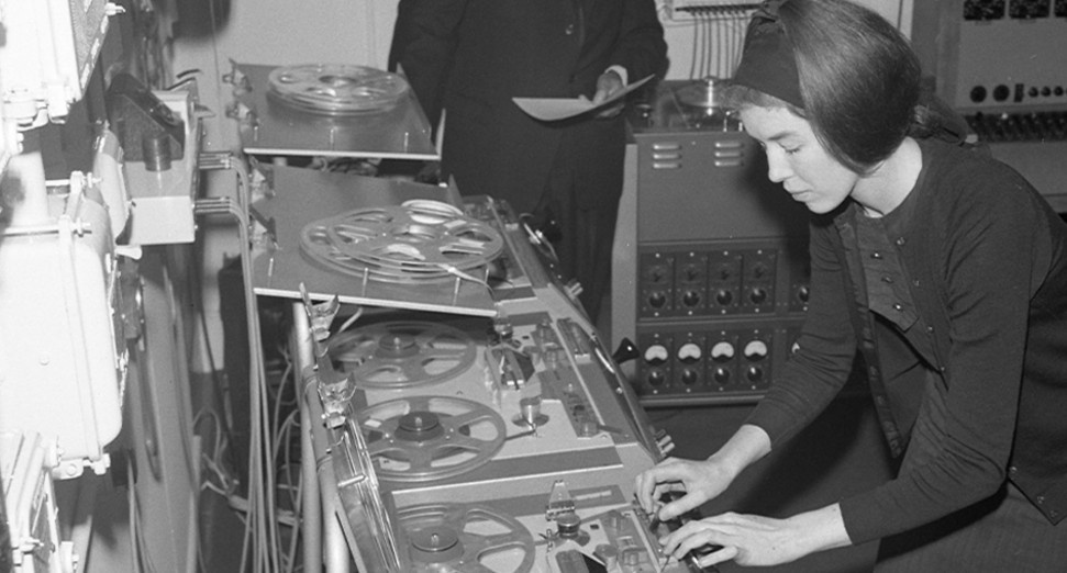 A new book on electronic music's women pioneers will be published next month