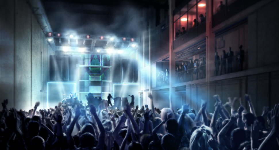 Printworks launches its 3000-capacity live space with Django Django
