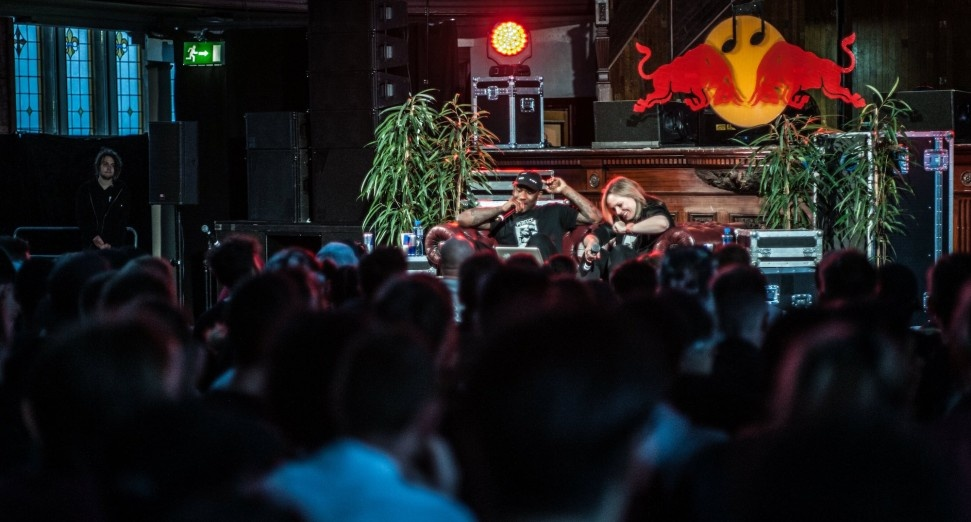 Red Bull Music Academy shares full archive ahead of closing
