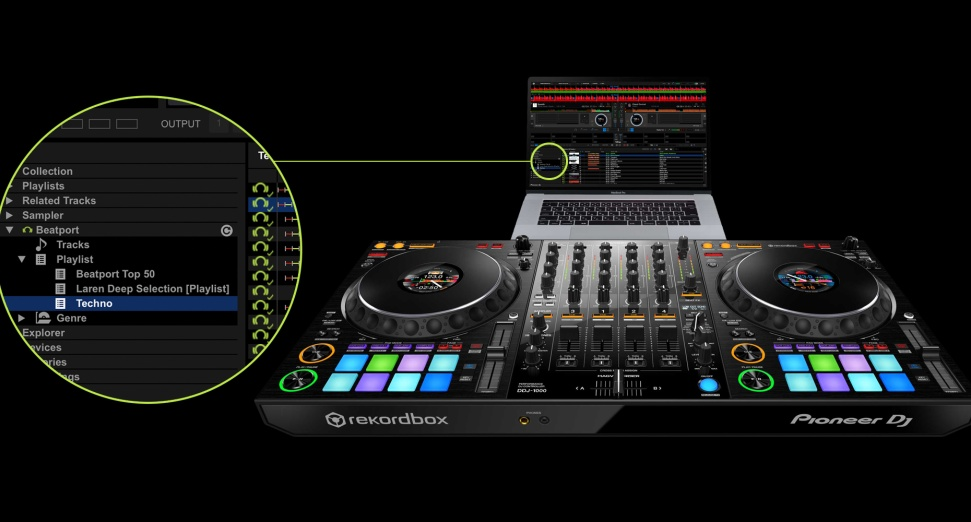 Beatport LINK rekordbox dj