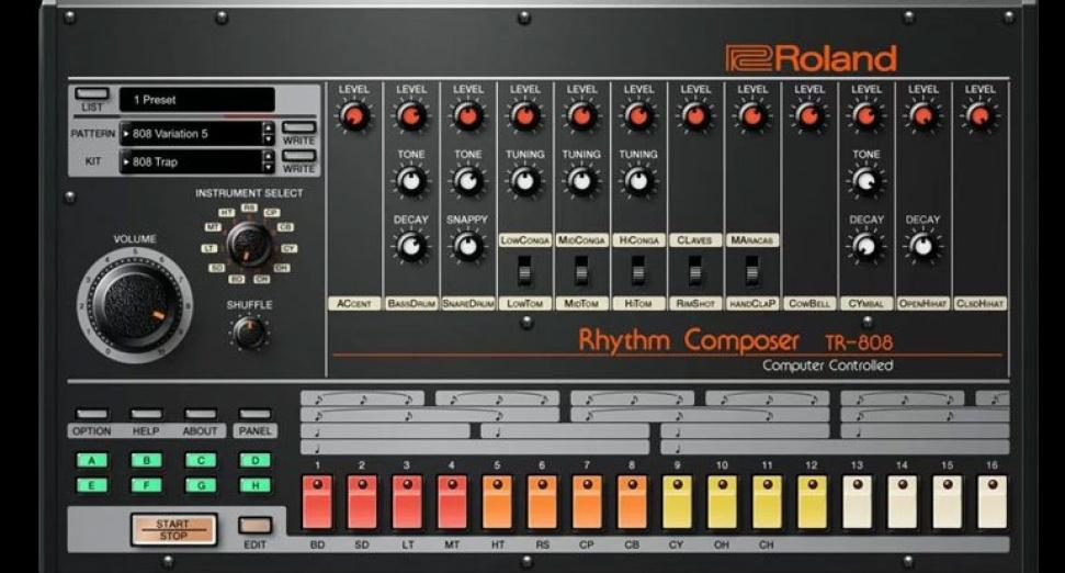 Roland are releasing official 808 and 909 plugins | DJMag com